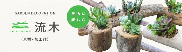 デコレーション:流木(素材・加工品)