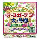 虫よけ:アースガーデン太渦巻 虫よけ線香12巻入り/バラの香り