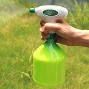 スマートスプレー1.2リットル・ボトル付グリーン