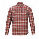 [送料無料]スコーロン・フィフスチェックシャツ・レッド男性用Lサイズ