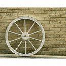 車輪トレリス:ホワイト直径80cm*
