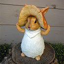 きのこウサギ12015(ブルー)