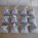 しあわせガーデン・ワイルドストロベリー(種から育てる栽培セット) 12個セット
