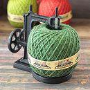 オールドミシン(ロープカッター)とNutsceneの麻紐ラージボール・グリーンのセット