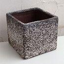 塩焼き鉢:スクエアポットLサイズ(SVTT-1603-L)