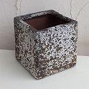 塩焼き鉢:スクエアポットMサイズ(SVTT-1603-M)