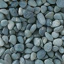 天然石の敷石:グラベルアイテム那智石(黒)20kg