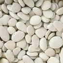 天然石の敷石:グラベルアイテム那智石(白)18kg
