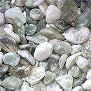 天然石の敷石:グラベルアイテムニュー青玉20kg