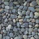 天然石の敷石:グラベルアイテム大磯20kg