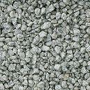 天然石の敷石:グラベルアイテム白川18kg