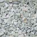 天然石の敷石:グラベルアイテムニューグリーン20kg