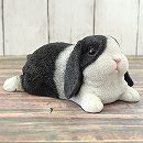 アニマルオーナメント:たれ耳ウサギ