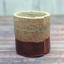 信楽焼き 小鉢(約1.5号):窯肌丸1715-08