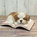 犬のオーナメント:シーズー(Book)(高さ9cm)
