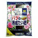 バラの熟成たい肥(無臭牛ふん)12リットル入り4袋セット(花ごころ)