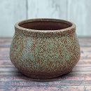 ミニ和鉢:茶(口径8.5cm)