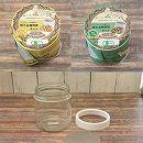 [ギフトに]発芽豆栽培キット:ヒヨコ豆とレンズ豆のセット