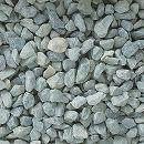 天然石の敷石:グラベルアイテムフレッシュグリーン20kg