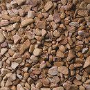 天然石の敷石:グラベルアイテムニューサンドマーブル20kg