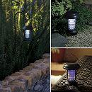 LEDソーラーブリッツライト ハンギングタイプ