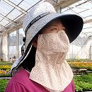 UVマスク付き涼かちゃん
