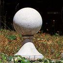 イタリア製石像:オーナメント:飾り玉 小(高さ41cm)