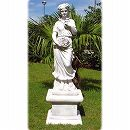 イタリア製石像:春の乙女