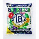 IBのチカラ グリーンそだちEX 500g入り(化成肥料・10-10-10-1)
