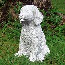 イタリア製石像:ボビー