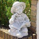 イタリア製石像:フリッポ