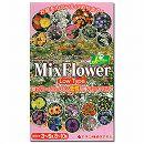 [花タネ]ミックスフラワー:低性品種ミックスの種(ロータイプ20〜40cm)*