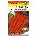 [野菜タネ]ニンジン:一口にんじん ソニーキャロット