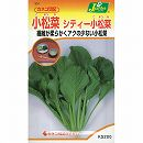 [野菜タネ]小松菜:シティー小松菜の種