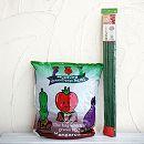 野菜用 トマトの袋栽培用品セット:カンガルーの土
