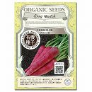[野菜タネ]野菜の種:有機種子 西洋赤大根