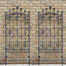 アイアンローズフェンス150 2枚組み(幅62cm、高さ150cm)