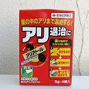 殺虫剤(アリ):アリアトール5g×4袋入り