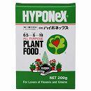 微粉ハイポネックス 200g入り(6.5-6-19)