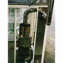 石油暖房機用給気スライドパネル1段窓用(120〜190cm)