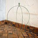 コーントップトピアリーラウンドSHIA-1422F(高さ54.5cm、直径44cm)